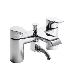 Tavistock - Blaze Bath Shower Mixer & Handset (TBL42)